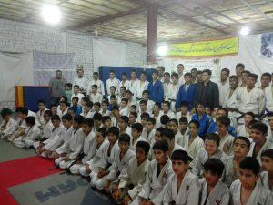 باشگاه جودو سید معصوم قم